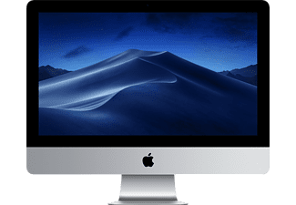 "APPLE iMac (2019) - All-in-One PC (21.5 "", 1 TB Fusion Drive, Silber)"