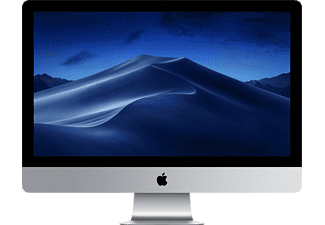 "APPLE iMac (2019) - All-in-One PC (27 "", 1 TB Fusion Drive, Silber)"