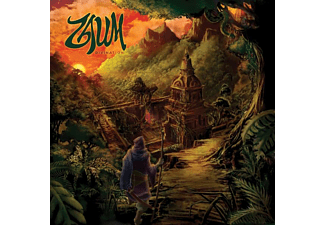 Zaum - Divination - (CD)