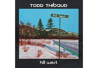 Todd Thibaud - Hill West - (CD)
