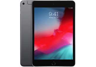 "APPLE iPad mini 7.9"" 256 GB Wi-Fi + Cellular Space Gray Edition 2019 (MUXC2NF/A)"