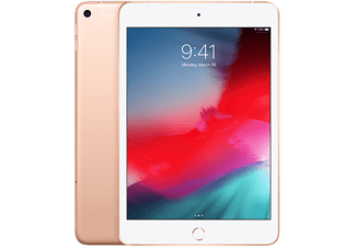 "APPLE iPad mini 7.9"" 64 GB Wi-Fi + Cellular Gold Edition 2019 (MUX72NF/A)"