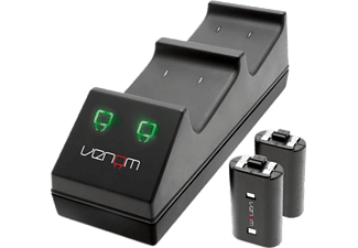 VENOM Charging dock voor Xbox One controller Zwart (VS2851)
