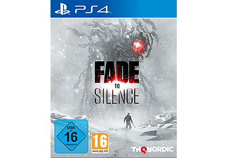 PS4 Fade TO Silence /D