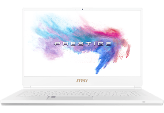 MSI Gaming Notebook P65 8RF-451 Creator, weiß (0016Q2-451)
