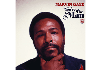 Marvin Gaye - You're The Man - (CD)