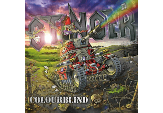 Stinger - Colourblind - (CD)