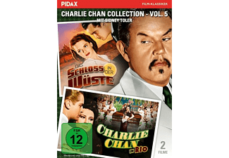 CHARLIE CHAN COLLECTION 5 - (DVD)