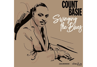 Count Basie - Swinging the Blues - (CD)