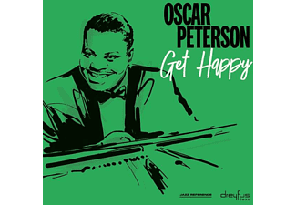 Oscar Peterson - Get Happy - (CD)