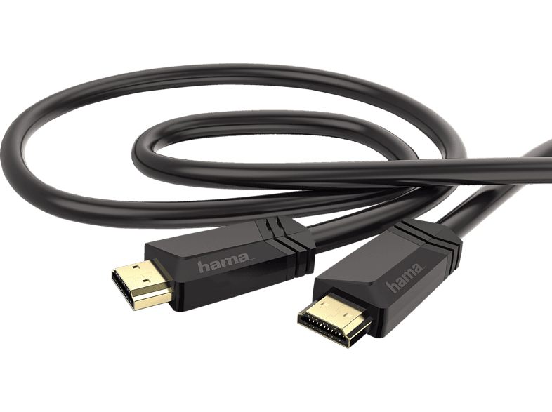 HAMA High Speed 0.75 m HDMI Kabel