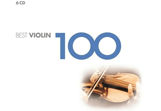 VARIOUS - 100 Best Violin - (CD)