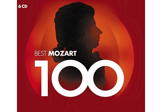 VARIOUS - 100 Best Mozart - (CD)