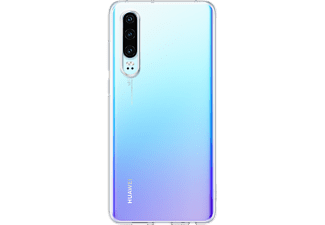 HUAWEI Cover Clear Case P30, transparent