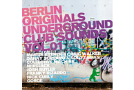 VARIOUS - Berlin Originals Vol.1-Underground Club Sounds [CD]