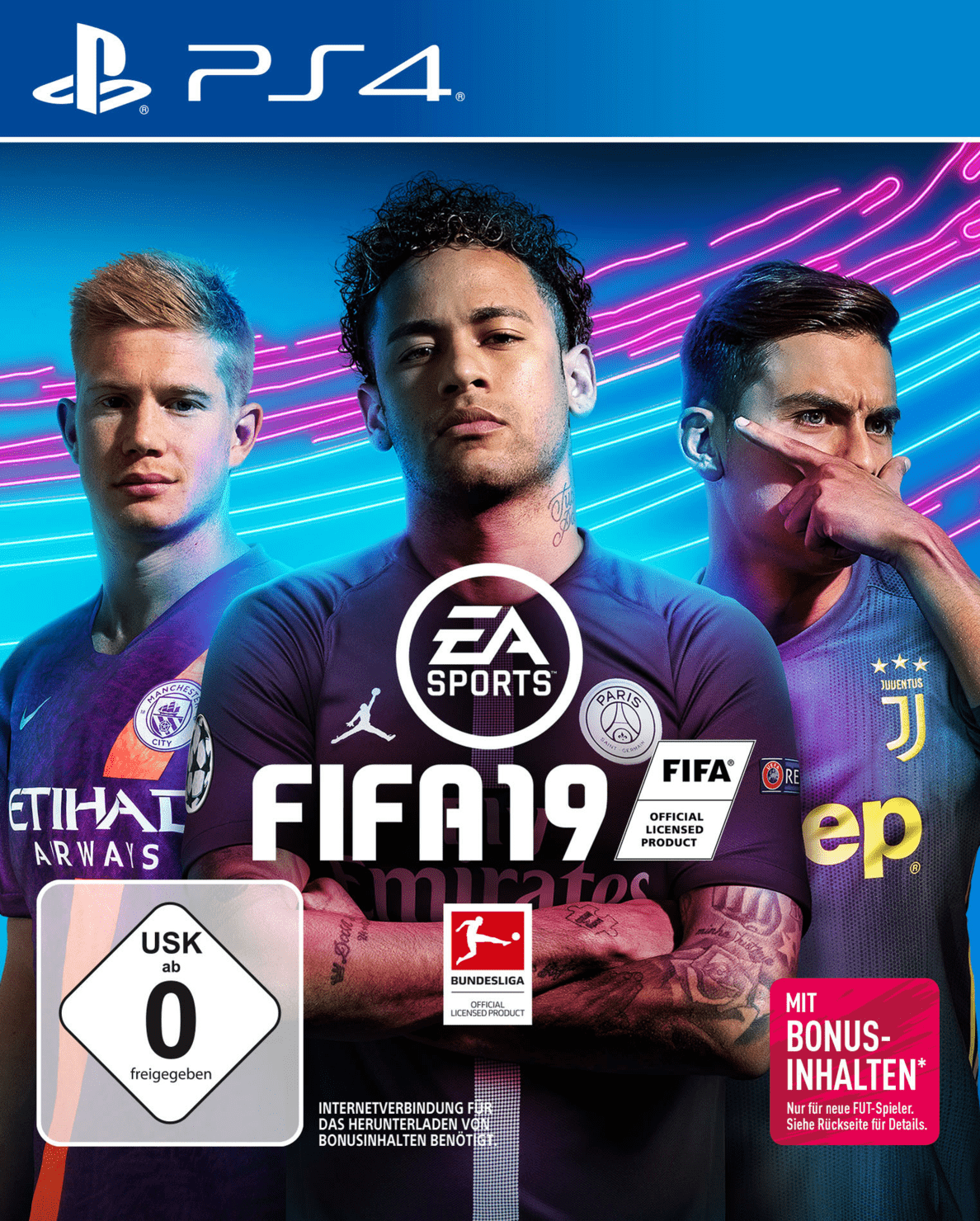 FIFA 19 für PS4, Xbox One, Switch & PC