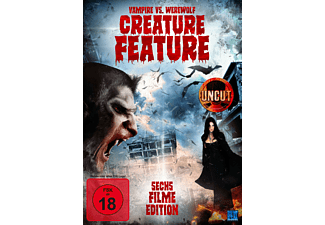 Creature Collection-6auf2 - (DVD)