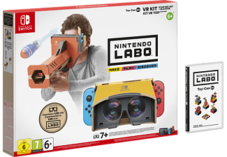 Switch - Nintendo Labo : Toy-Con 04 - Kit VR : Ensemble de base+Canon /Multilingue