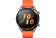 HUAWEI Watch GT Active Smartwatch Metall Fluorelastomer, 140-210 mm, Orange