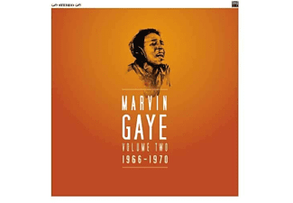 Marvin Gaye - Vol.2: 1966-1970 LP
