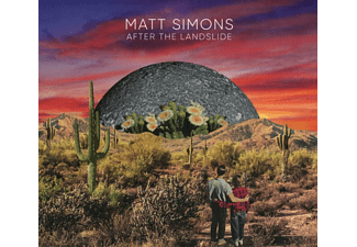 Matt Simons - After The Landslide CD