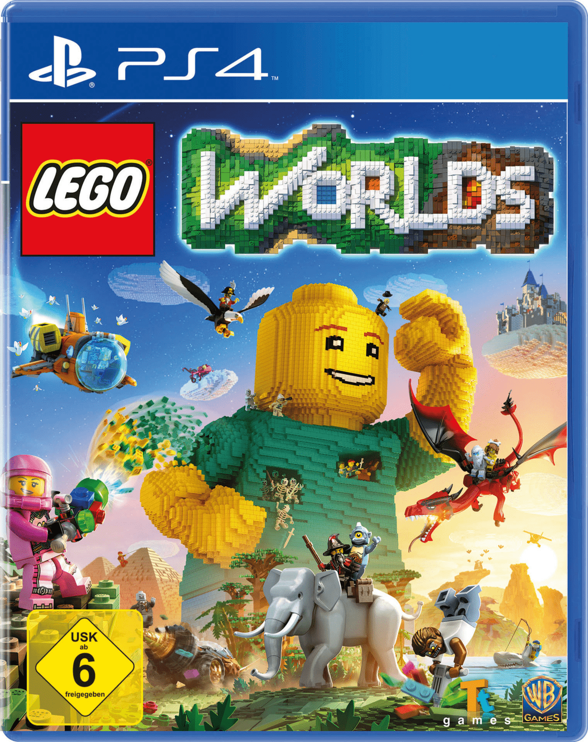 LEGO Worlds für PlayStation 4