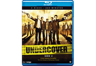 Undercover: Serie 2 - Blu-ray