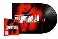Terrorvision - Party Over Here...Live In London (Limited Edition) [LP + DVD Video]