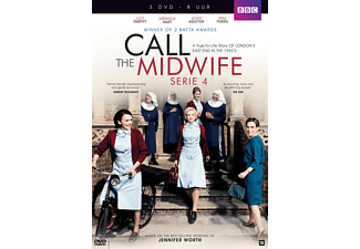 Call the Midwife: Serie 4 - DVD