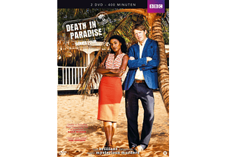 Death in Paradise: Series 4 - DVD
