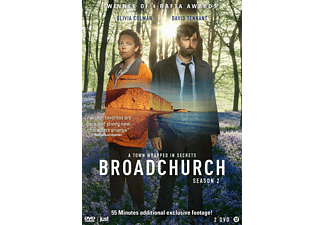 Broadchurch: Serie 2 - DVD