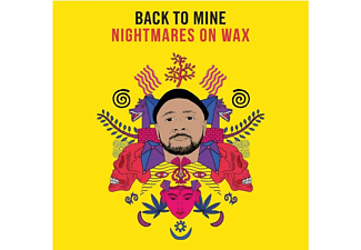 Nightmares On Wax presents - Back To Mine (LTD) LP