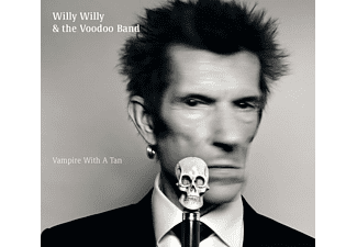 Willy Willy & The Voodoo Band - Vampire With A Tan LP