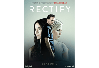 Rectify: Serie 2 - DVD