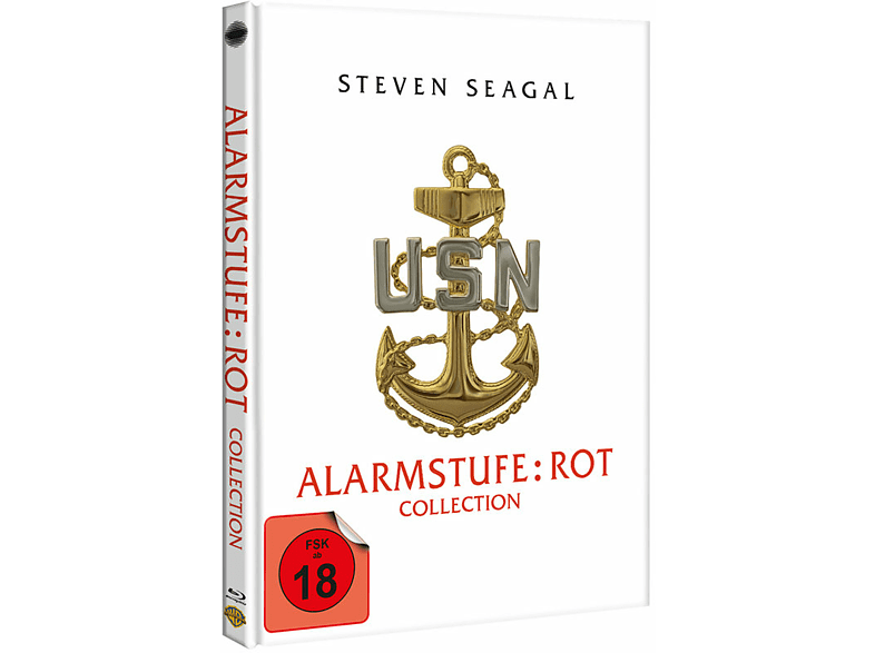 Alarmstufe Rot - Collection - Teil 1 + 2 [Blu-ray]