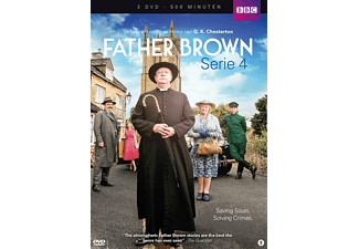Father Brown: Serie 4 - DVD