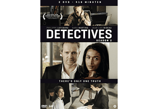 Detectives: Season 2 - DVD
