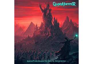 Gloryhammer - Legends From Beyong the Galactic Terrovortex LP