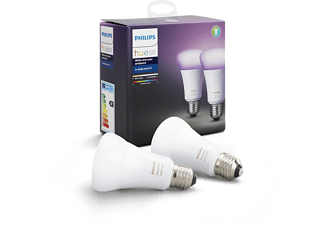 PHILIPS HUE Ambiance Wit & Kleur 2-Pack Wit