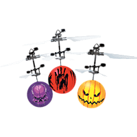 REVELL Copter Ball Glow Skull R/C Copterball, Mehrfarbig