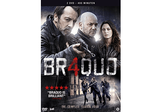 Braquo: The Complete Season Four - DVD