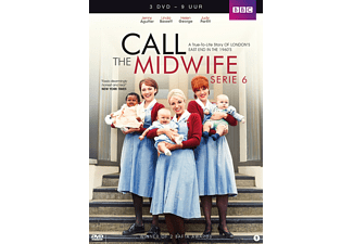 Call The Midwife: Serie 6 - DVD