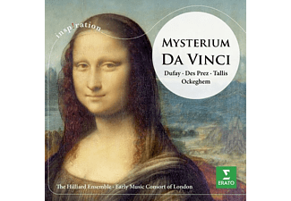 Hillard Ensemble, Taverner Choir - Mysterium da Vinci - (CD)