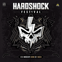 VARIOUS - Hardshock Festival 2019-Miyed By AniMe & F.Noize [CD]