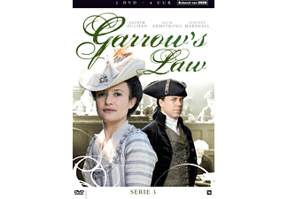 Garrow's Law: Serie 3 - DVD
