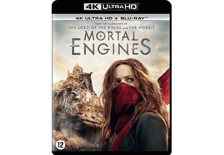 Mortal Engines - 4K Blu-ray