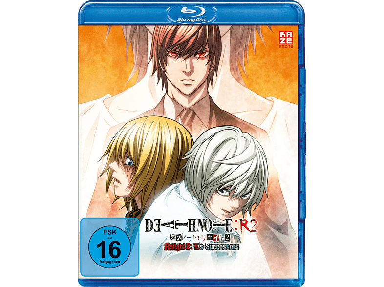 Death Note Relight 2: L's Successors [Blu-ray]