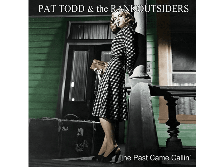 Pat & The Rankoutsiders Todd - The Past Came Callin' (LP+MP3) [LP + Download]