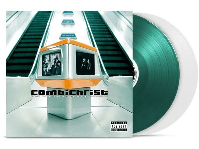 Combichrist - What The F**k Is Wrong...(Ltd.Colored 2LP) [Vinyl]