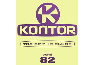 VARIOUS - Kontor Top Of The Clubs Vol.82 - (CD)